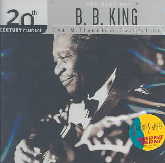 20TH CENTURY MASTERS:MILLENNIUM COLLE BY KING,B. B. (CD)