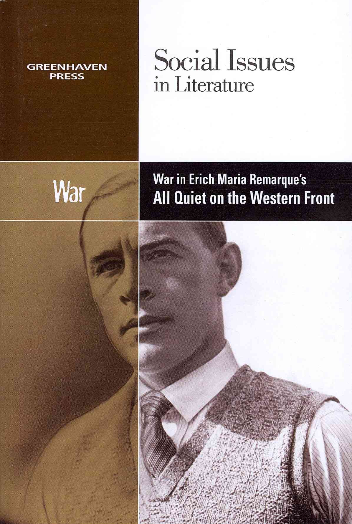 devastation of war in erich maria remarques all quiet on the western front 17082018 introduction to the biographer and student of literature, erich maria remarque, who has been called the recording angel of the great war.